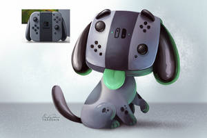 Switch Doggo by TsaoShin