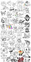 Backseat Drawing Doodles 01
