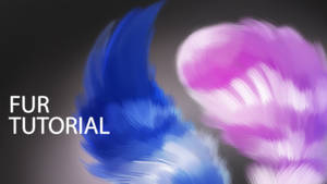 How to Digitally Paint Fur