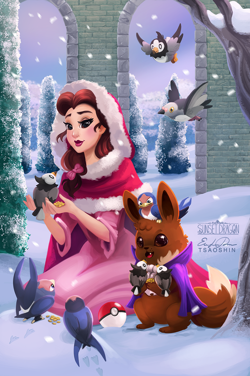 Beauty and the Eevee