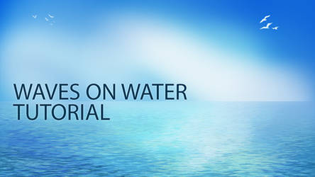 How to Digitally Paint Waves on Water