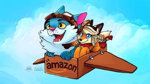 Le Amazon by TsaoShin