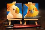 Mini Birds