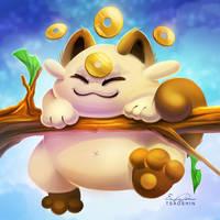 <b>Beta Pokemon - Meowsy</b><br><i>TsaoShin</i>