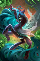 <b>Queen Chrysalis</b><br><i>TsaoShin</i>