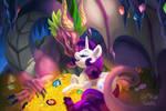 Dragon's Treasure by TsaoShin