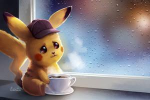 <b>Rainy Day Coffee</b><br><i>TsaoShin</i>