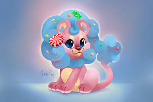 Candy Lion