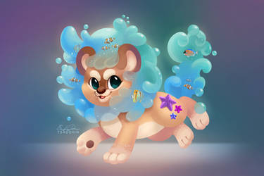 Sandy Lion