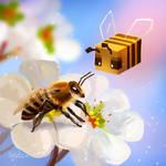 Bee Cube by TsaoShin