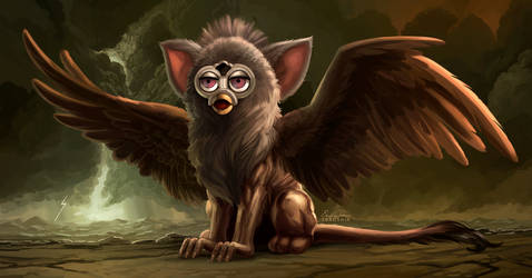 Furby Griffin