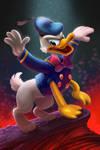 Donald Duck Griffin by TsaoShin