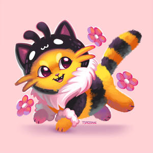 Bee Cat
