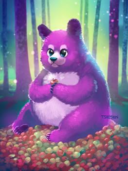 Apple Bear
