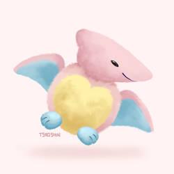 Fuzzy Ptero