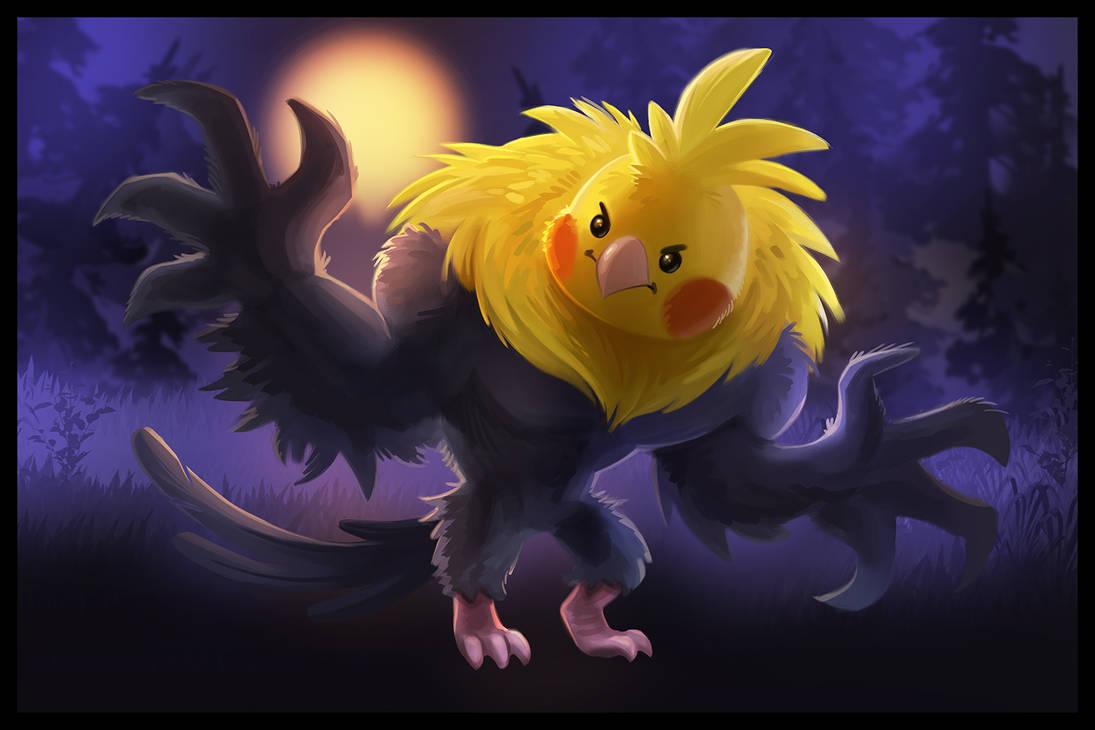 Werebird