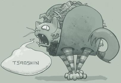 deviantART ID Taco Cat by TsaoShin