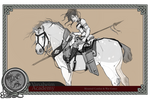 VA | Mounted Combat and War Games by TintedGreen