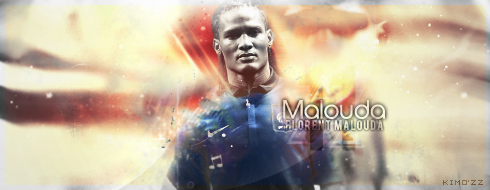 Florent Malouda by KARIMOSGFX