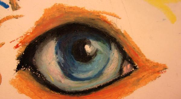 Pastel Eye by SevNacho