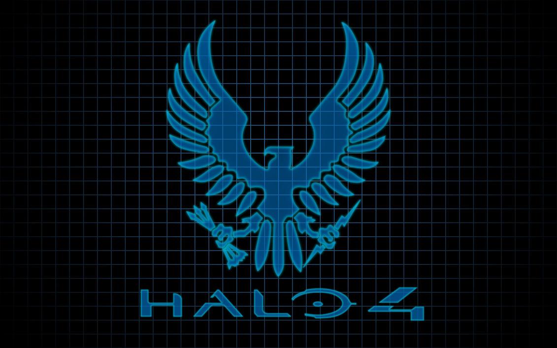 Halo Spartan Eagle Logo Wallpaper By Disturbedshifty On Deviantart