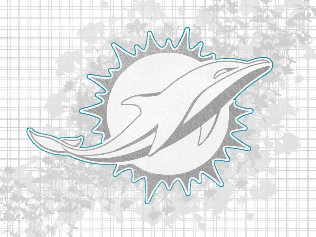 White grunge new dolphins logo wallpaper by disturbedshifty on white grunge new dolphins logo wallpaper by disturbedshifty voltagebd