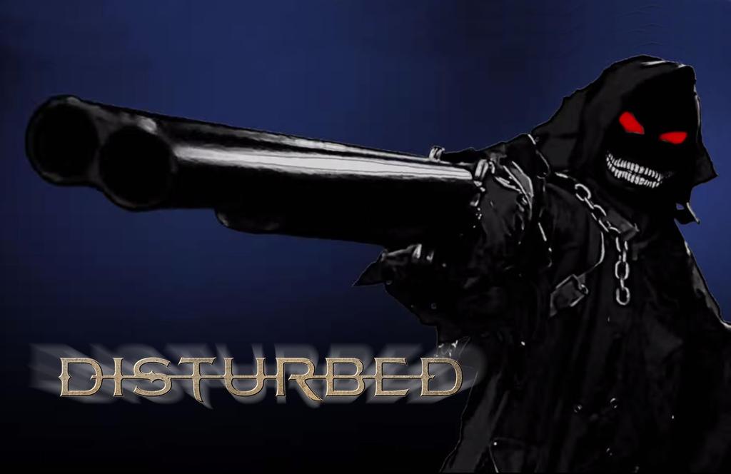 Disturbed Shotgun Wallpaper by DisturbedShifty