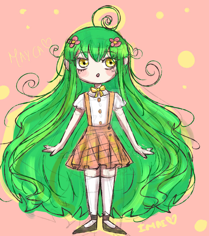 Mayca by imai-chan