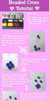 Beaded Cross Tutorial