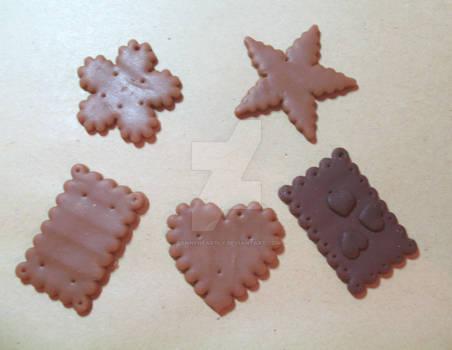 Cookie Pendants