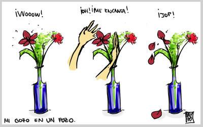 Mi gozo en un pozo by Miss-JaYtO13