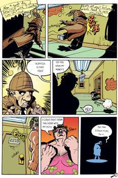 Detective Scratch Page 15 - COLOR