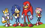 Sonic Boom characters?