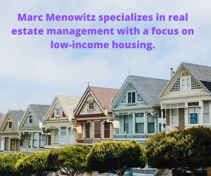 Marc Menowitz - Low Income Housing