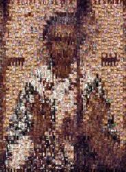 st. lazarus - mosaic by sanritan