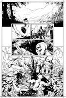 The Phantom vs. Rhino page by HenrikJonsson
