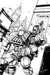 Judge Dredd - Mega-City Justice