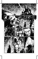 Frankenstein Page 3 by HenrikJonsson