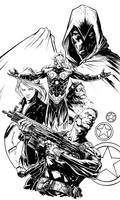 Secret Avengers by HenrikJonsson