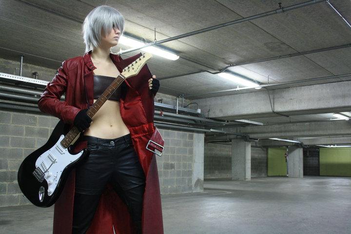 Dante cosplay: Start by Seranaide