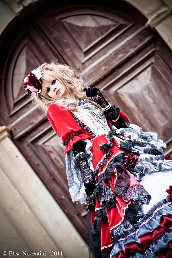 HIZAKI cosplay by Seranaide