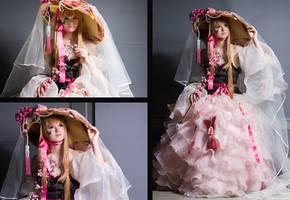 Lady Woohee by Seranaide