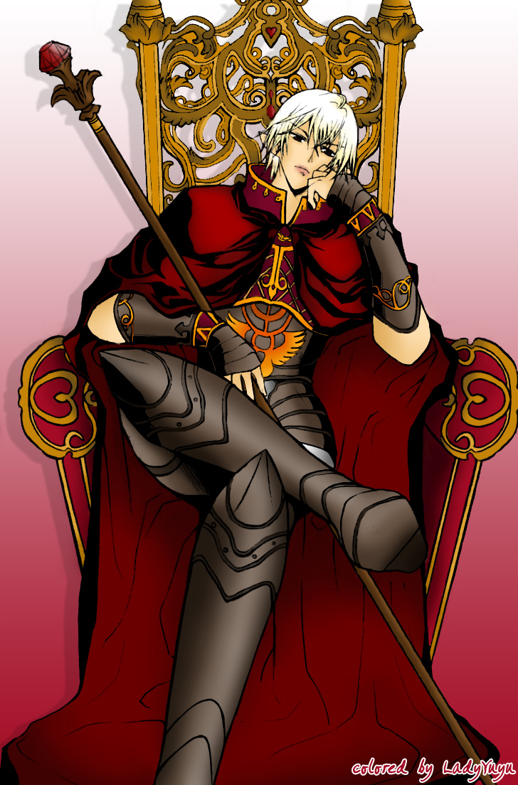 1 2 Prince Anime Characters : Half prince crown by ladyyuyu on deviantart