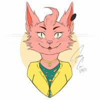 Princess Carolyn by Drawingandthings