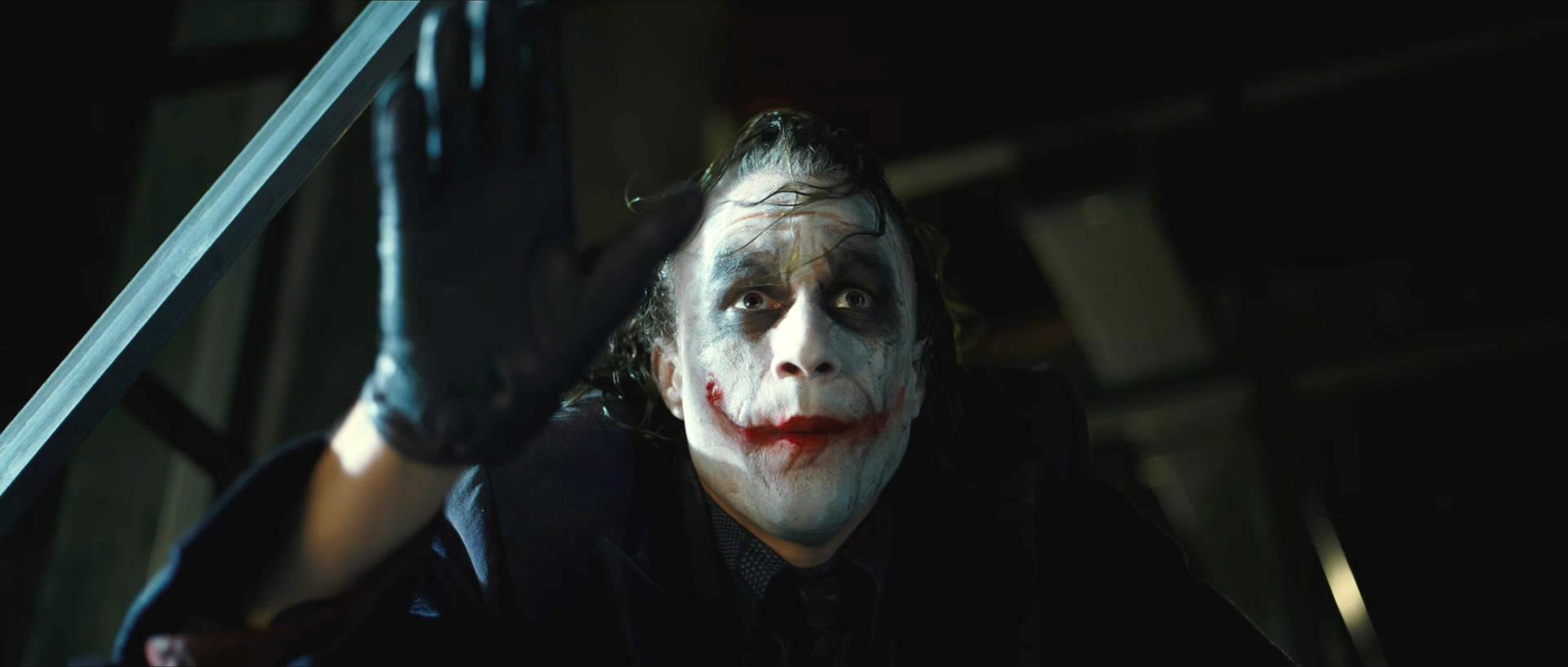 3 The Jokers Final Scene Dark Knight SPOILERS
