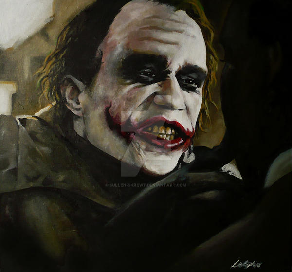 Why So Serious? by sullen-skrewt on DeviantArt