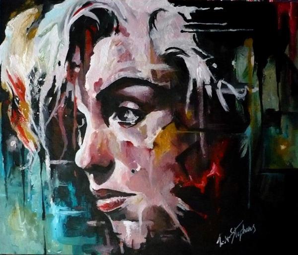 Marilyn by sullen-skrewt