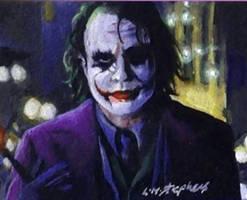 Joker faces his nemesis by sullen-skrewt
