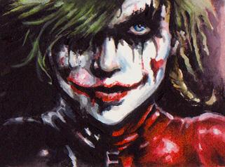 Harley Quinn by sullen-skrewt