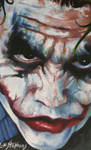 Joker's Intensity ACEO